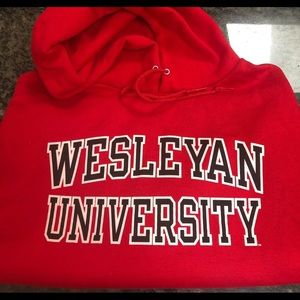 Wesleyan University Champion College Sweatshirt